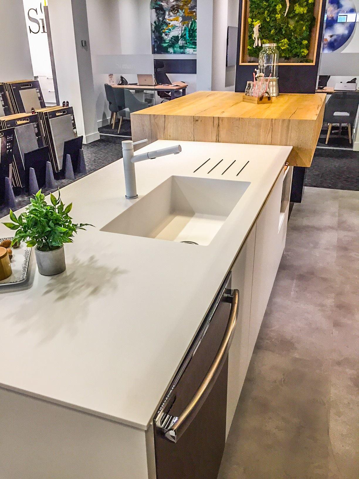 Solid Surface Kami Countertops